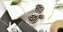 #Geschenkverpackung / #geschenkeeinpacken #geschenkverpackung #papierverpackung #weihnachtsgeschenke #weihnachtsgeschenkeverpacken #einpackideen #verpacken