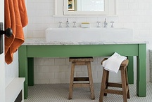 Bathrooms / by Stephanie Trombley