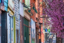 Favorite Places / by Jen Smith