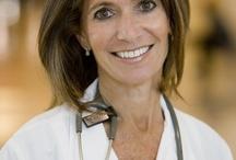 Dr. Nina Shapiro, Director of Pediatric Otolaryngology and Associate Professor at the David Geffen School of Medicine at UCLA.