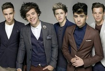 Can't help but love them...  / One direction infection  / by Samantha