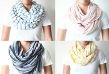 Belt&scarf