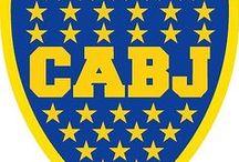 Club Atlético Boca Juniors / El Club Atlético Boca Juniors, más conocido como Boca Juniors, o simplemente Boca, es una entidad deportiva argentina con sede en el barrio porteño de La Boca. Fue fundado, en dicho barrio, el 3 de abril de 1905 por seis vecinos adolescentes, hijos de italianos. + Info : https://es.wikipedia.org/wiki/Club_Atl%C3%A9tico_Boca_Juniors