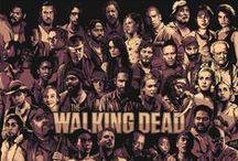 The Walking Dead / The Walking Dead es una serie de televisión estadounidense creada y producida por Frank Darabont y basada en el cómic homónimo de Robert Kirkman. La serie se sitúa en un mundo posapocalíptico y está protagonizada por Rick Grimes (Andrew Lincoln), un oficial de policía que al despertar de un coma se encuentra con un mundo repleto de zombis salvajes (denominados «caminantes»). + Info : https://es.wikipedia.org/wiki/The_Walking_Dead_(serie_de_televisi%C3%B3n)