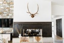 | Rustic Interiors | / Inspiring rustic Interior design and home decor, especially anything cabin or mountain related.