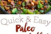 Paleo/ Clean Eating Recipes