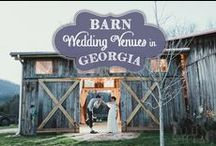 {Wedding: Venues} / Barn and Cabin Wedding Venues / by Upcycled Treasures/A Handcrafted Wedding