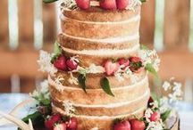 {Wedding Cake} / by Upcycled Treasures/A Handcrafted Wedding