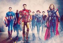 Marvel: Avengers / All things Avengers and general Marvel.  / by Kyra Sciabica