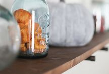   Fall   / Autumn, Fall, and Halloween Home Decor inspiration and DIY projects. / by Mountain Modern Life
