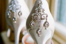 {Wedding: Shoes} / Wedding Shoes Inspiration / by Upcycled Treasures/A Handcrafted Wedding