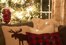 | Christmas | / Christmas Inspiration, especially anything rustic or cabin inspired.