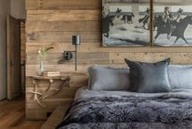 | Bedrooms | / Bedroom inspiration, especially anything rustic or rustic-modern.