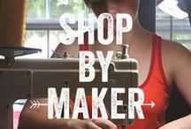 Sustainable Fashion Marketplaces / A compilation of online marketplaces for sustainable, eco-friendly, and ethically-made fashion.