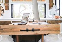| Office | / Creative workspaces, craft rooms, home office, studio