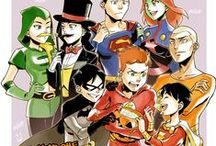 Young Justice / One of the best shows ever.