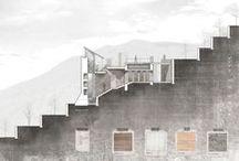 Dibujos arquitectónicos