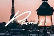 ,, PARIS  MON  AMUR '' / Paryż , Francja