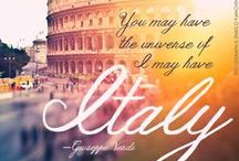 ,, ITALY  pocztówka z  WŁOCH '' / Włochy
