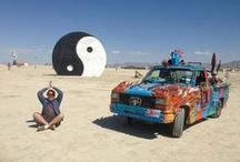 Burning Man 2014 / President and Co-Founder Philo Northrup goes to Burning Man with TAO
