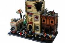 Lego / Lego creations and sets