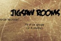 JIGSAW ROOMS KATOWICE / Pokój zagadek  Katowice, Barbary 17