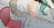 Sitzmöglichkeiten / Stuhl ist nicht gleich Stuhl. Lass dich inspirieren von der Vielzahl an Sitzgelegenheiten