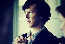 Бенедикт Кэмбербэтч by Sherlock Holmes