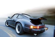 Porsche / Inspirasjonsbilder til ny bil