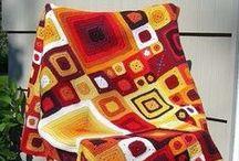 Пледы / вязание крючком   crochet   plaids   blankets