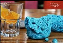 Разные мелочи / вязание крючком   crochet   misc