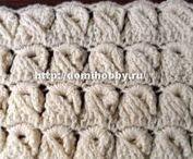 Брумстик / вязание крючком | broomstick | crochet