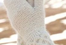 Варежки и перчатки / вязание крючком   mittens   gloves   crochet