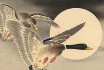 \\ PAITINGS // -  Chinese  Japanese / CHINESE JAPANESE ART.