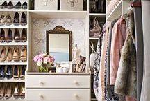 Armarios Deslumbrantes / Conoce las mejores ideas para organizar tu vestidor, utilizando las tendencias en decoración de closets
