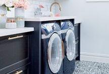 Lavanderías Relucientes / Toma ideas para organizar tu área de lavado y mantenerla siempre impecable