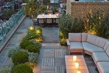 Balcones y Terrazas / Inspírate con estas ideas para decorar tu azotea y disfrutar de un maravilloso atardecer