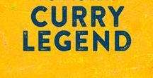 How to be a Curry Legend / 1 Book, 4 Blends, 80+ Recipes! 240 pages hardcover cookbook, measuring spoon and 4 unique blends in individual storage tins to make any of the recipes in the book. It makes a great gift for anyone to become a true Curry Legend!