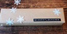 Bastel-& DIY-Ideen / Lass dein Geschenkpapier so individuell sein wie du. Ob ausgefallenes Geschenkpapier oder Ideen zum Verzieren - finde jetzt tolle Ideen für dein nächstes Geschenk