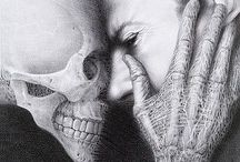 For the love of skull ... / by Sarah-May Smith