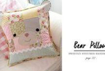 pillows / by Nancy Neal