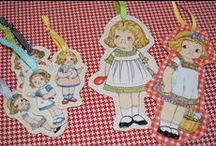 paper dolls / by Nancy Neal