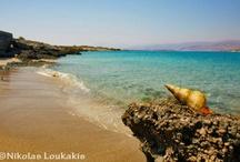 Koufonissi island (Libyan sea, south Crete)