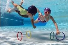 Jugando en el agua / Disfruta del agua con nuestros productos de Nabaiji.