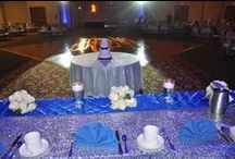 Weddings at the Durham Convention Center / For Date Availability and to view our Wedding Packages visit www.durhamconventioncenter.com for more information, or contact our Sales Manager at 919-956-9404!