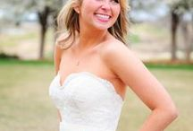 Oh, Hey Gorgeous! / Swoon over our brides' gorgeous gowns!