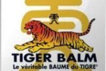 Le baume du tigre pour vos douleurs / La gamme entière du baume du tigre, pour toutes douleurs musculaires ou articulaires... Informations et conseils d'utilisations.