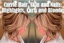 Highlights, Curls and Blondes! / Hairstyles featuring highlights, curls and blondes!