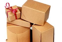 Our Boxes / We have a wonderful #variety of #boxes for your #coordinated #packaging at S. Walter Packaging!