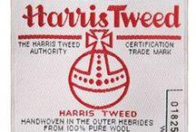 Puffa X Harris Tweed